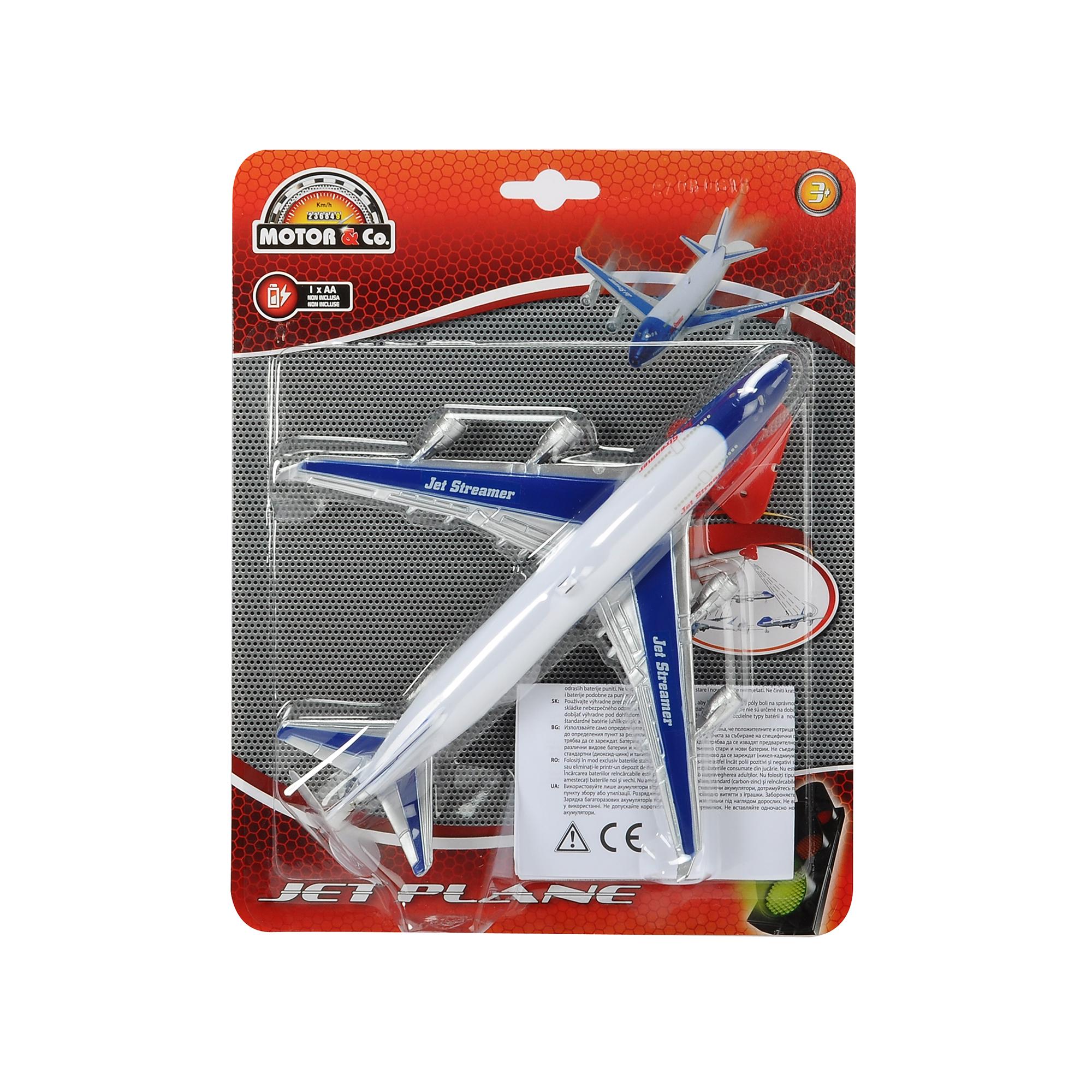 Aereo jet plane - MOTOR&CO