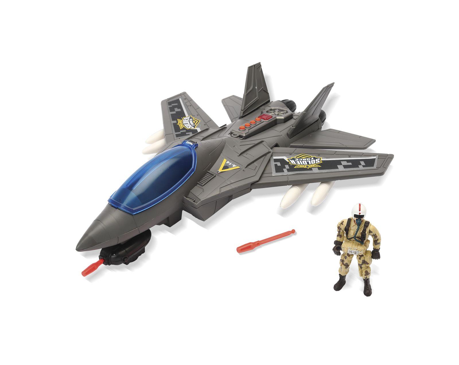 Playset aereo air hawk - INVINCIBLE HEROES