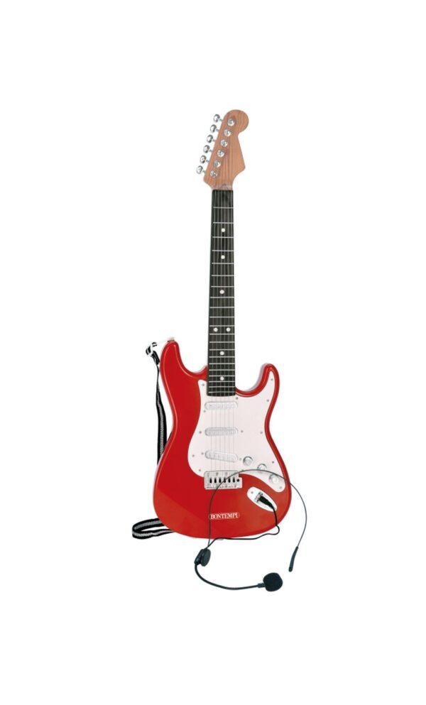 ROCK GUITAR TOYS CENTER Maschio 12+ Anni, 8-12 Anni MUSIC STAR
