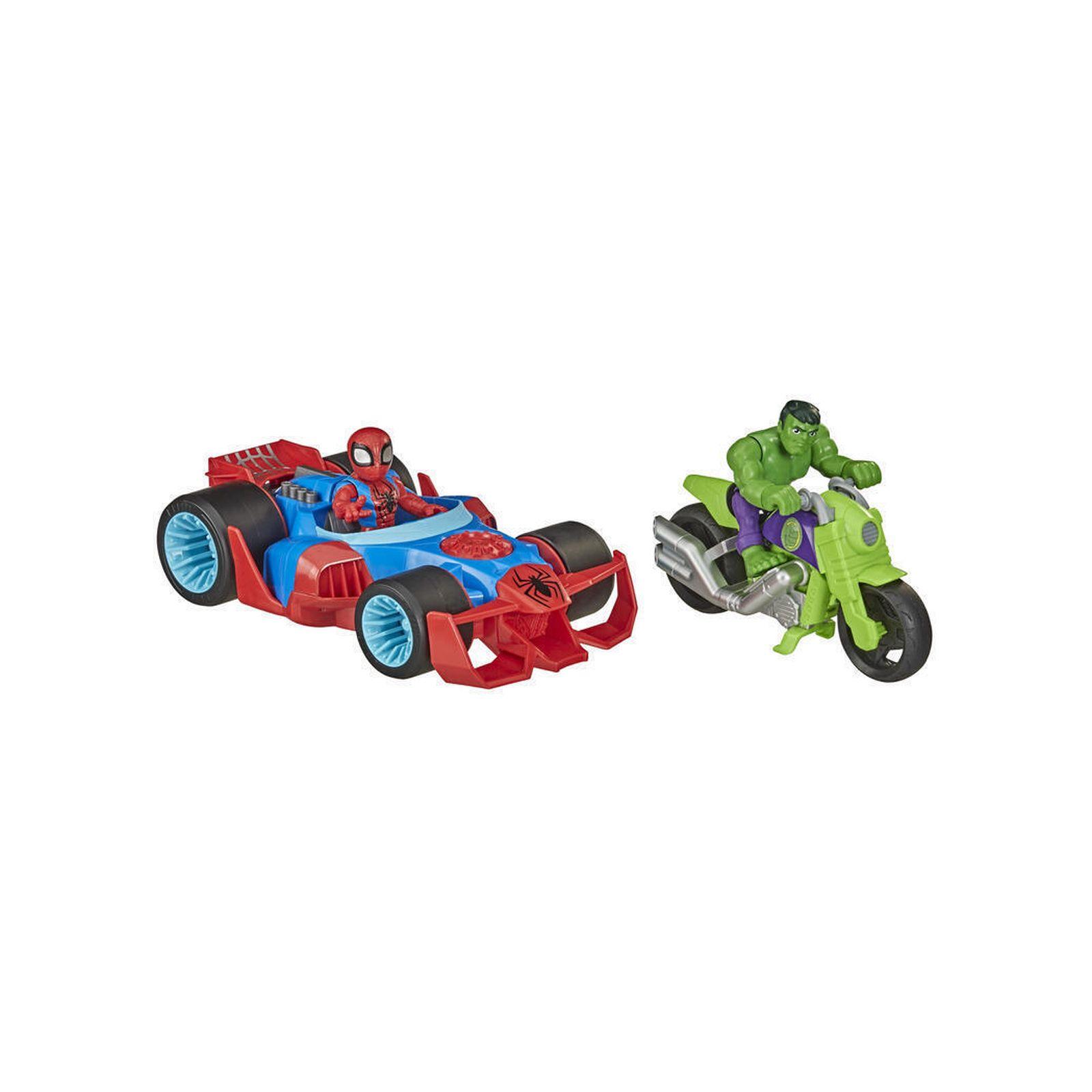 Super hero adventure action racers -
