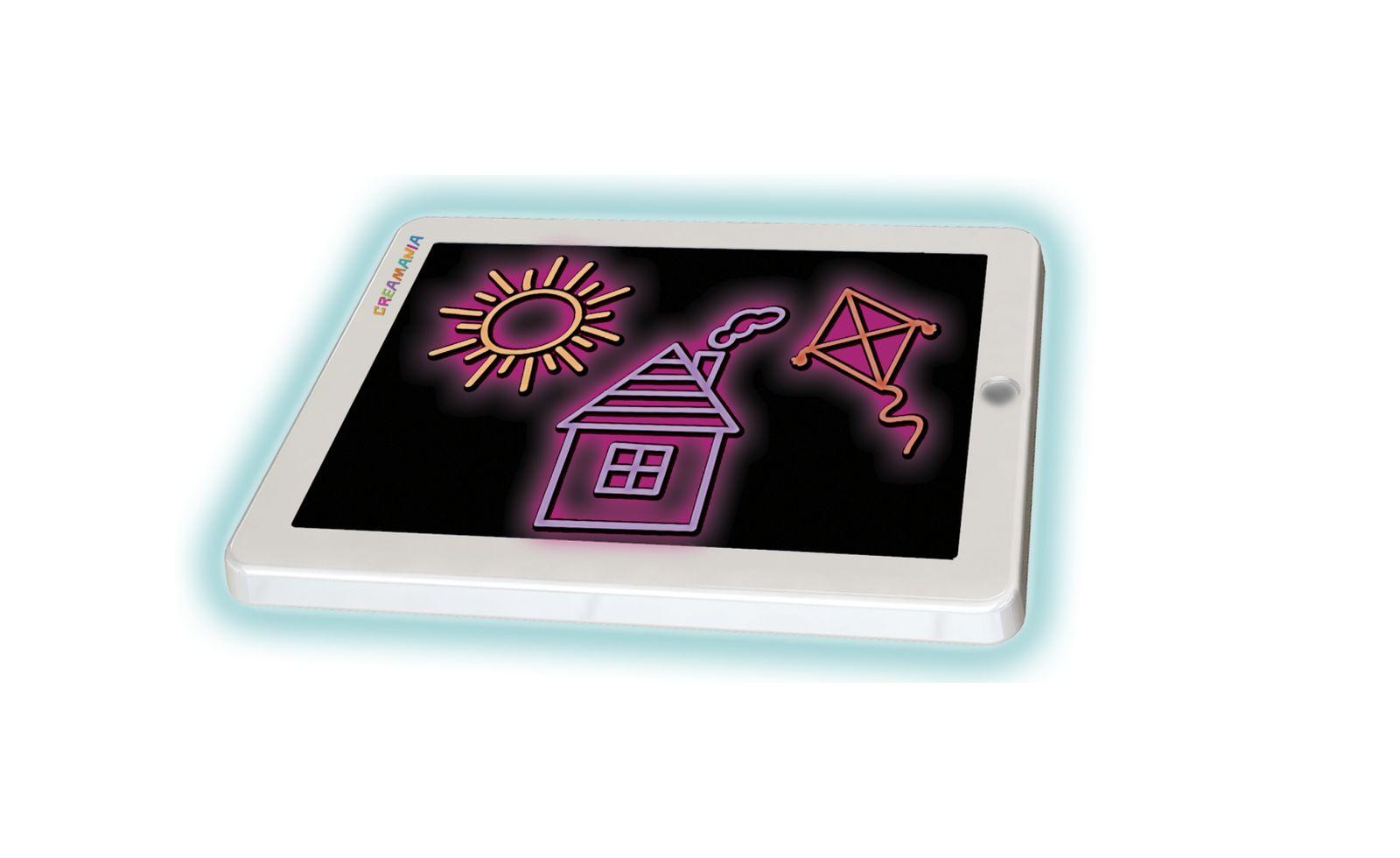 Tablet luminoso - CREA MANIA