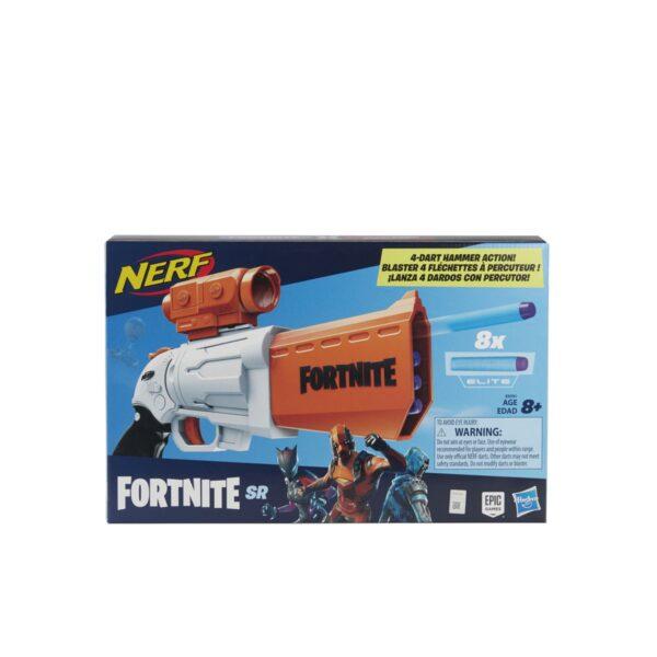 NERF FORTNITE SR NERF
