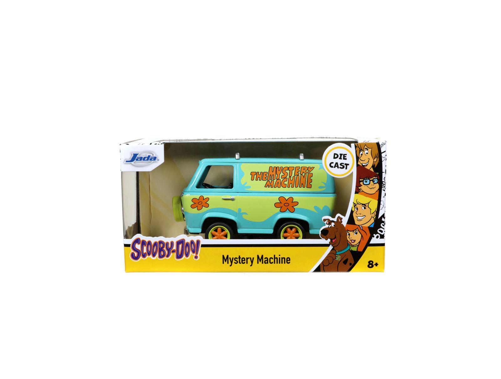 Scooby doo mystery machine 1:32 die-cast - JADA