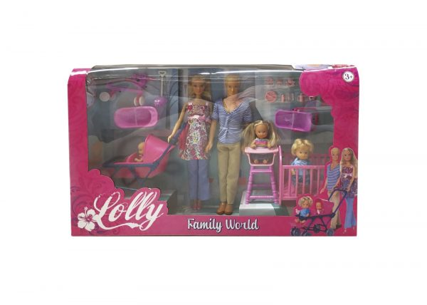 LOLLY FAMILY WORLD    LOLLY
