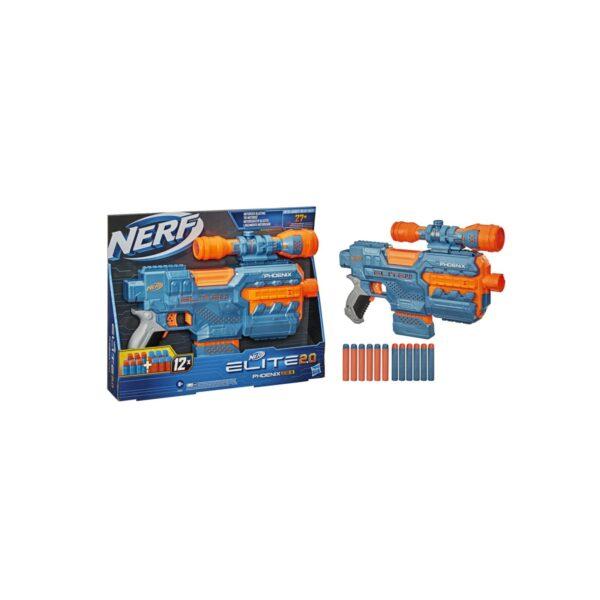 NERF ELITE 2 0 PHOENIX CS 6 NERF