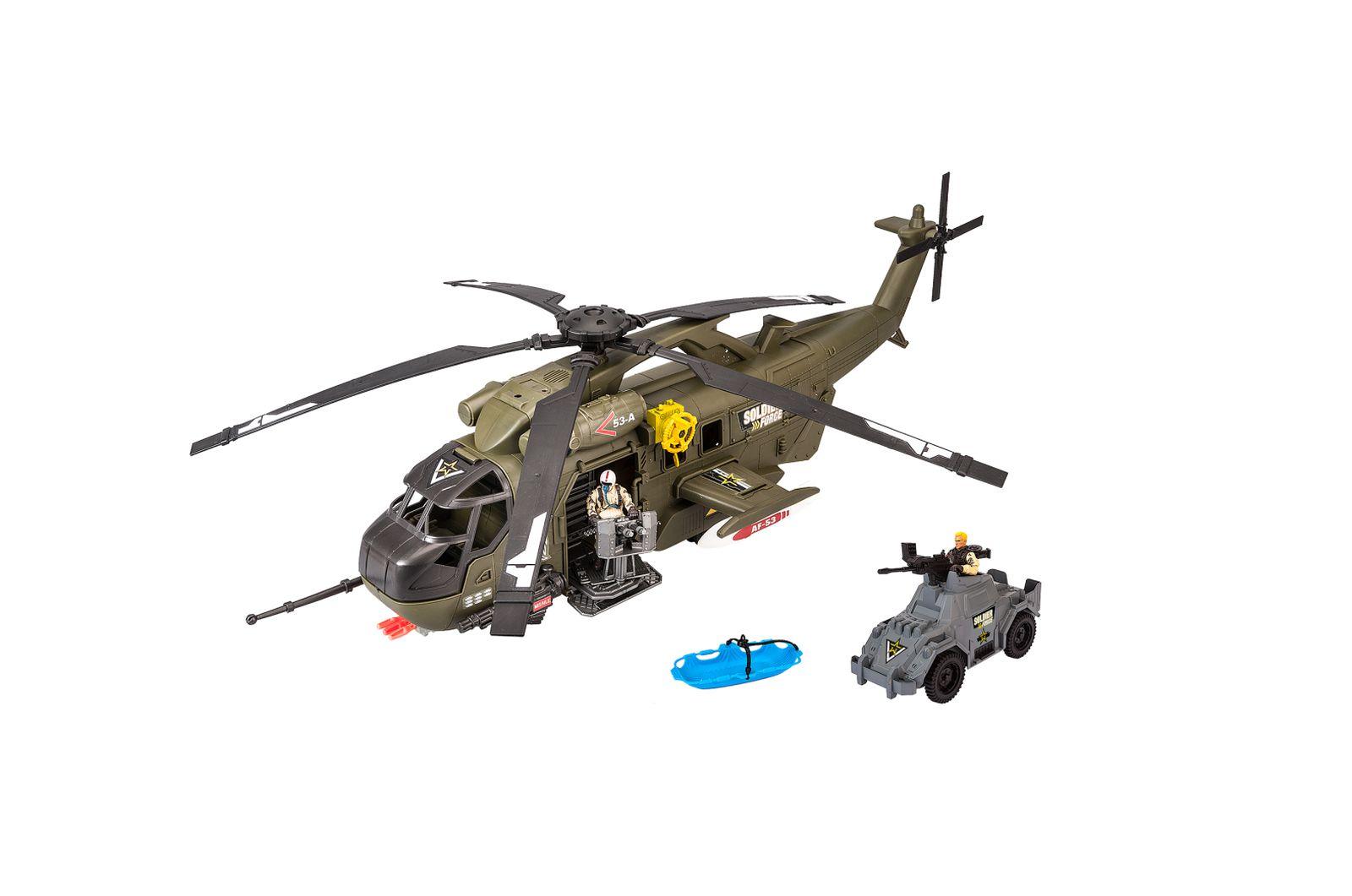 Elicottero militare - INVINCIBLE HEROES
