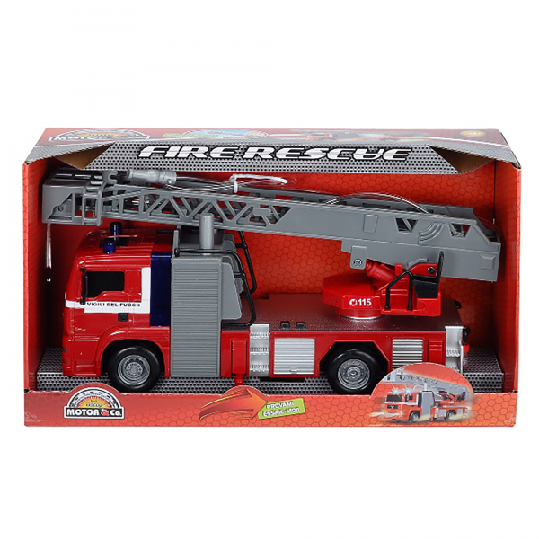 CAMION FIRE RESCUE MOTOR&CO