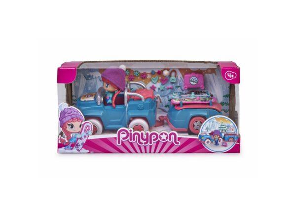 PINYPON SKI CAR PINYPON