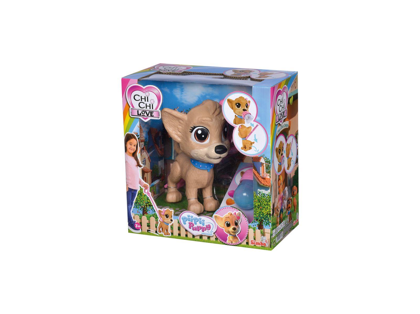 Simba - chi chi love pii pii puppy -