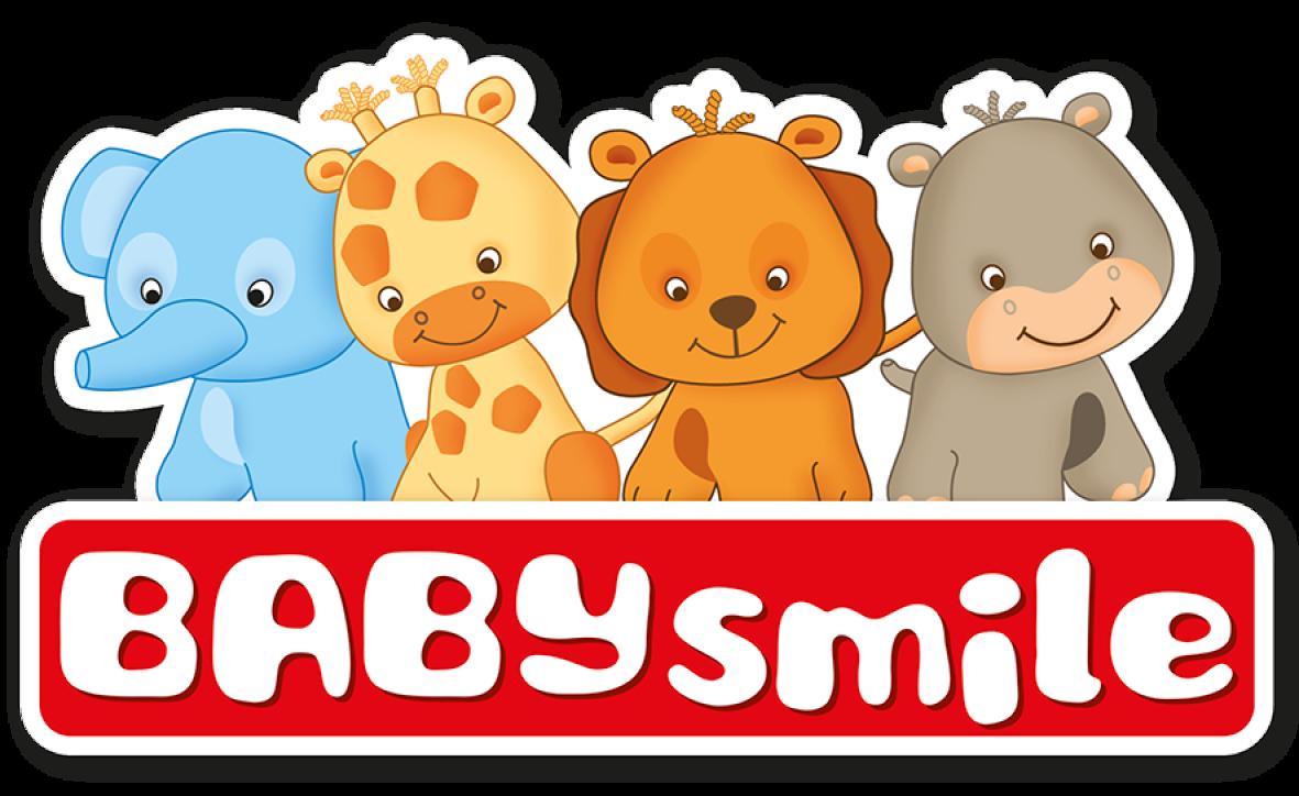 Set animali da bagno - BABY SMILE