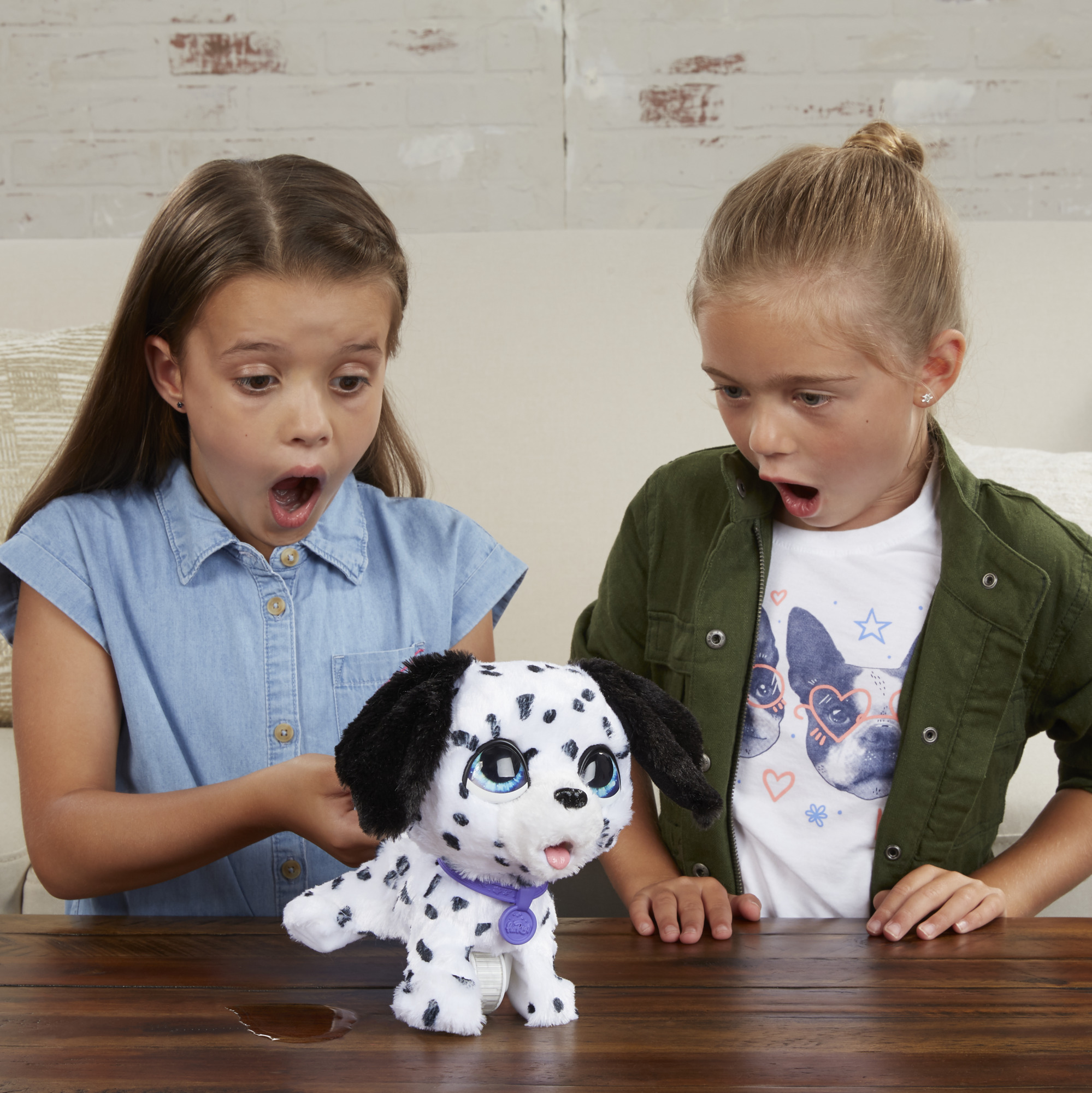 Furreal peealots cuccioli assortiti -