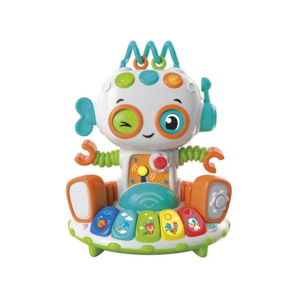 Clementoni - 17393 - MY BABY ROBOT BABY CLEMENTONI