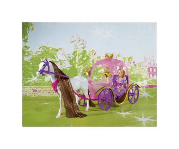 LOLLY FAIRY CARRIAGE LOLLY