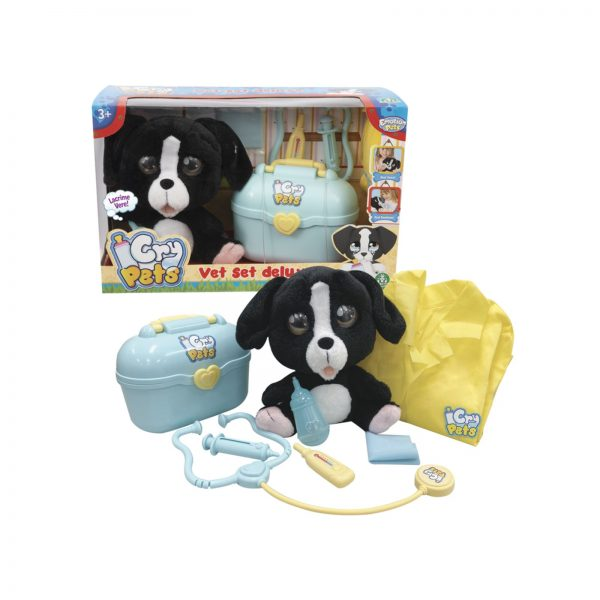 CRY PETS VET SET DELUXE