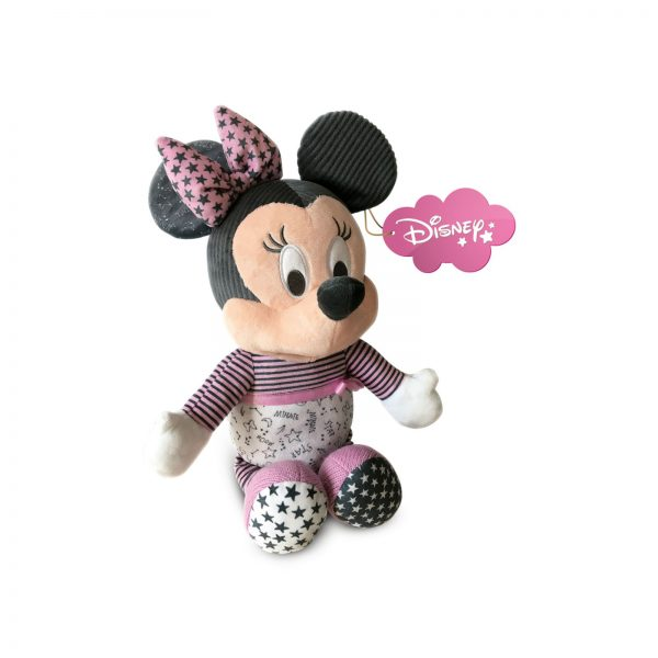 Clementoni - 17395 - BABY MINNIE GOODNIGHT PLUSH DISNEY BABY