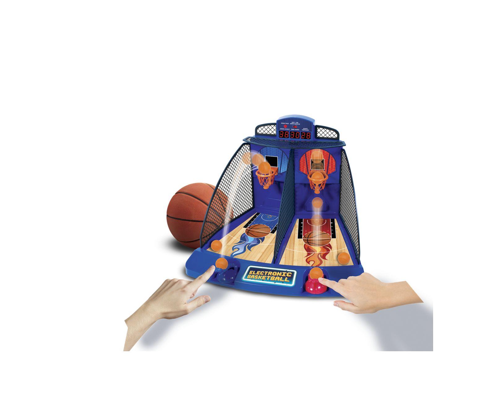 Basket elettronico - ZIG ZAG