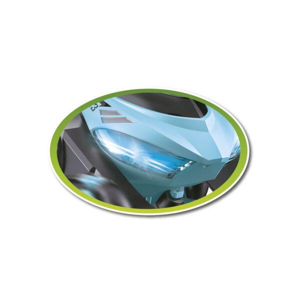 AUTO R/C SKIDDING CAR   MOTOR & CO R/C