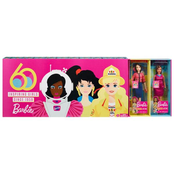 Barbie Bundle Carriere 60esimo