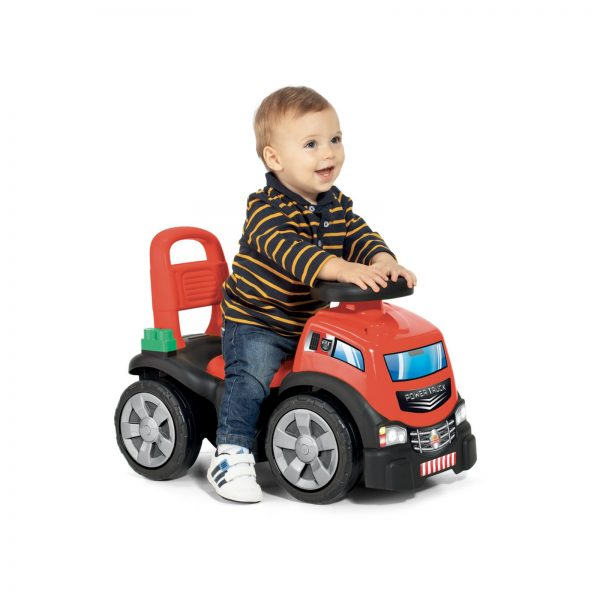 CAMION CAVALCABILE 3 IN 1 BABY SMILE