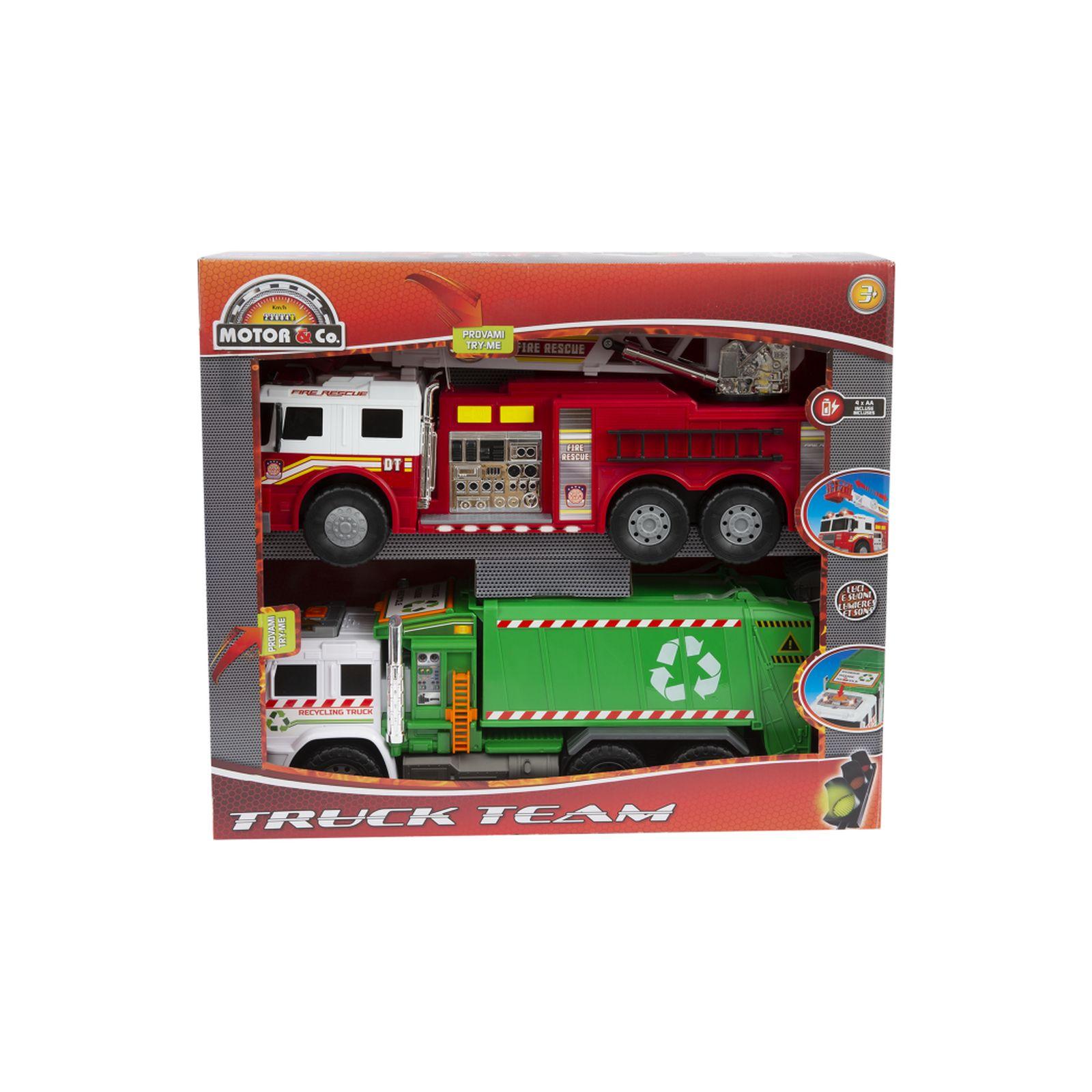Veicoli truck team - SUPERSTAR