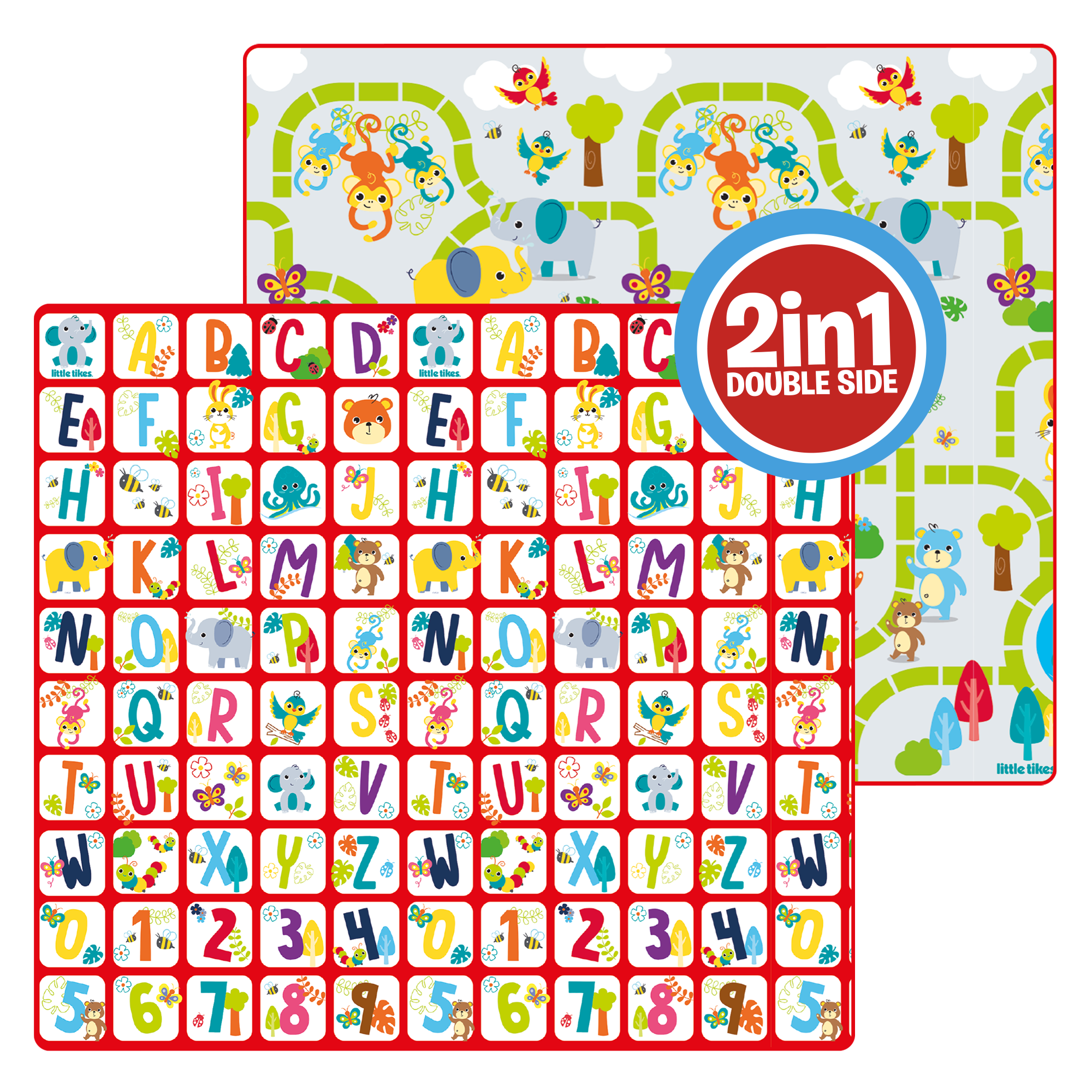 Maxi playmat - tappeto gioco - BABY SMILE