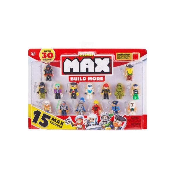 MAX BUILD 15 PERSONAGGI