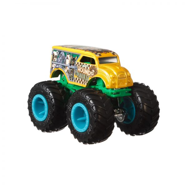 Hot Wheels  HOT WHEELS - MONSTER TRUCK VEICOLO IN SCALA 1:64 , ASSORTIMENTO CASUALE