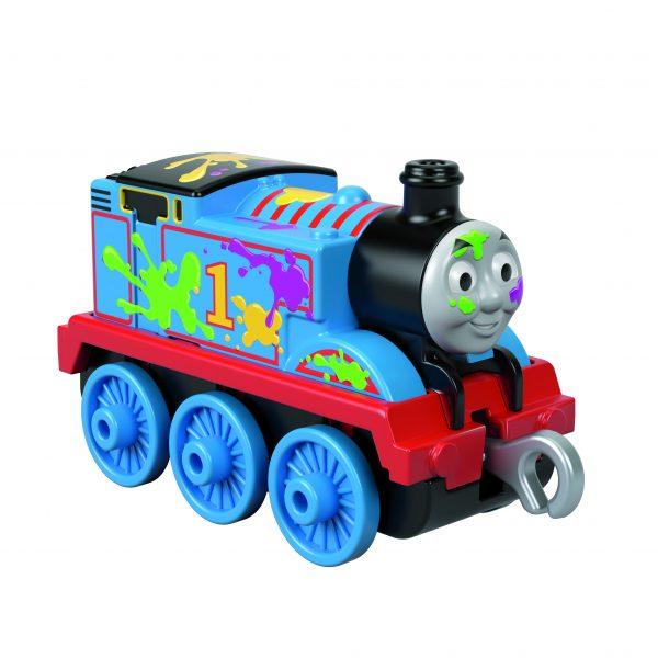 Il Trenino Thomas- Locomotive Giocattolo a Ruota Libera, 3+Anni    IL TRENINO THOMAS