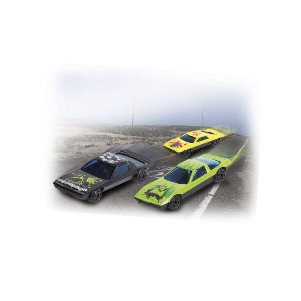 SET 10 AUTO IN METALLO    MOTOR&CO