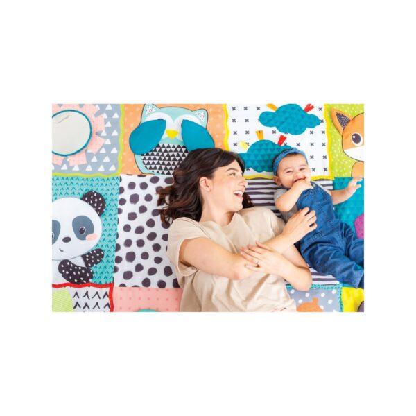 BLUE BOX INFANTINO  TAPPETO ATTIVITÀ