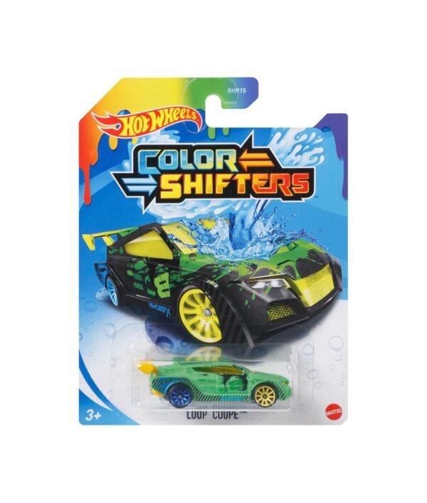 Hot Wheels  Hot Wheels - Veicoli Cambia Colore, colori e modelli assortiti