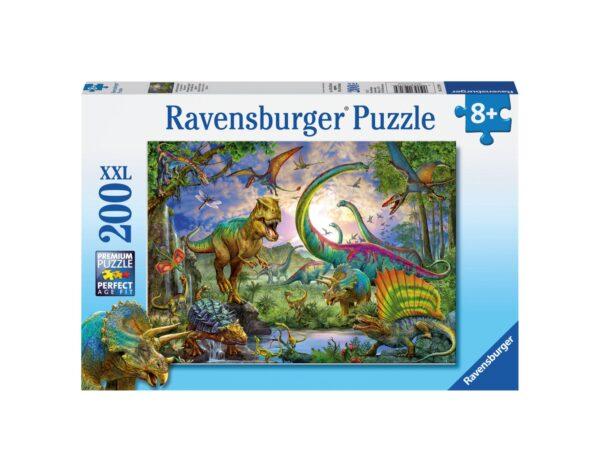 RAVENSBURGER - PUZZLE 200 PEZZI XXL - NEL REGNO DEI GIGANTI Ravensburger1