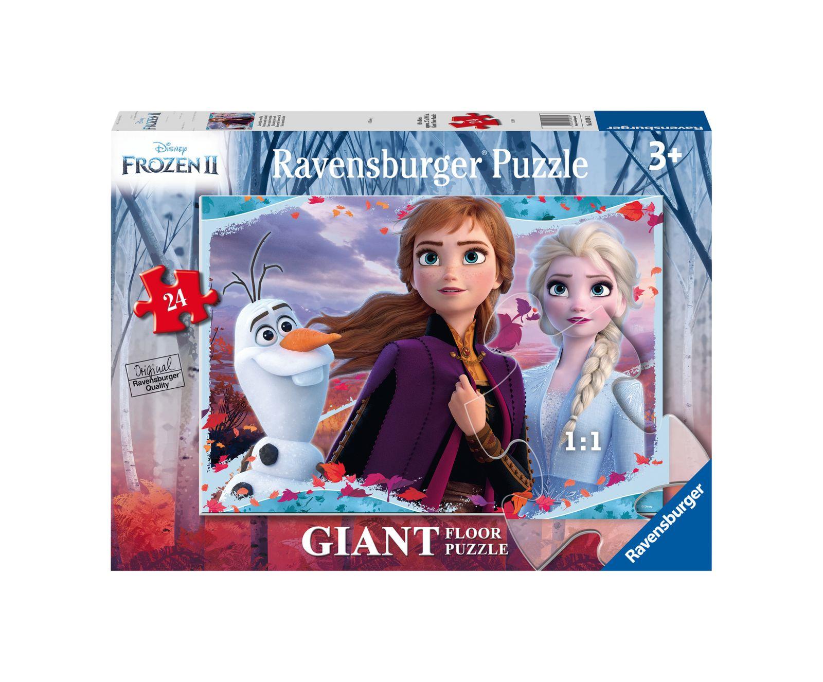 Ravensburger puzzle 24 pezzi giant frozen 2 - Ravensburger1