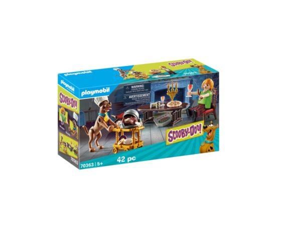 SCOOBY-DOO! A CENA CON SHAGGY Playmobil