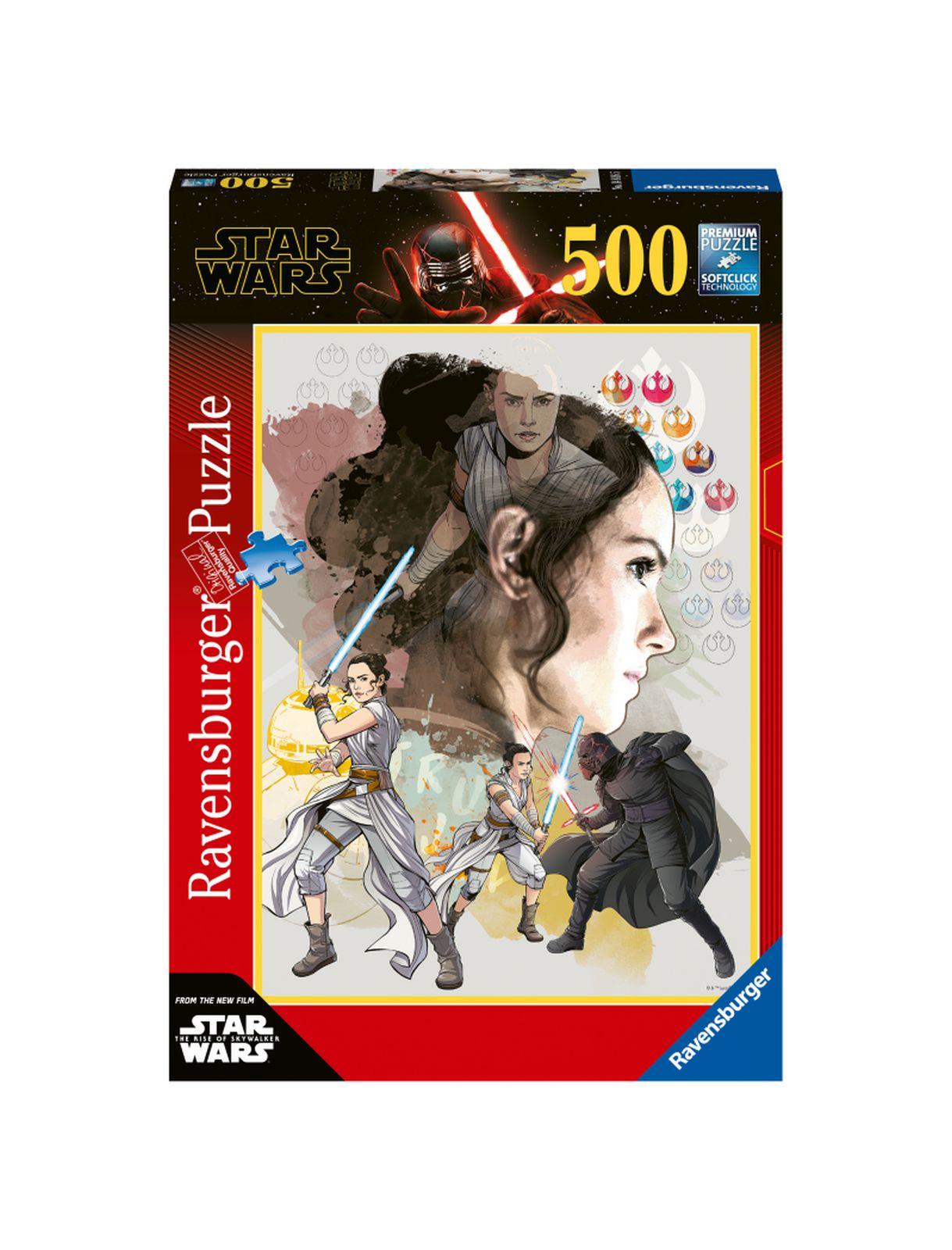 Ravensburger - puzzle 500 pezzi - star wars 9 b - Ravensburger1
