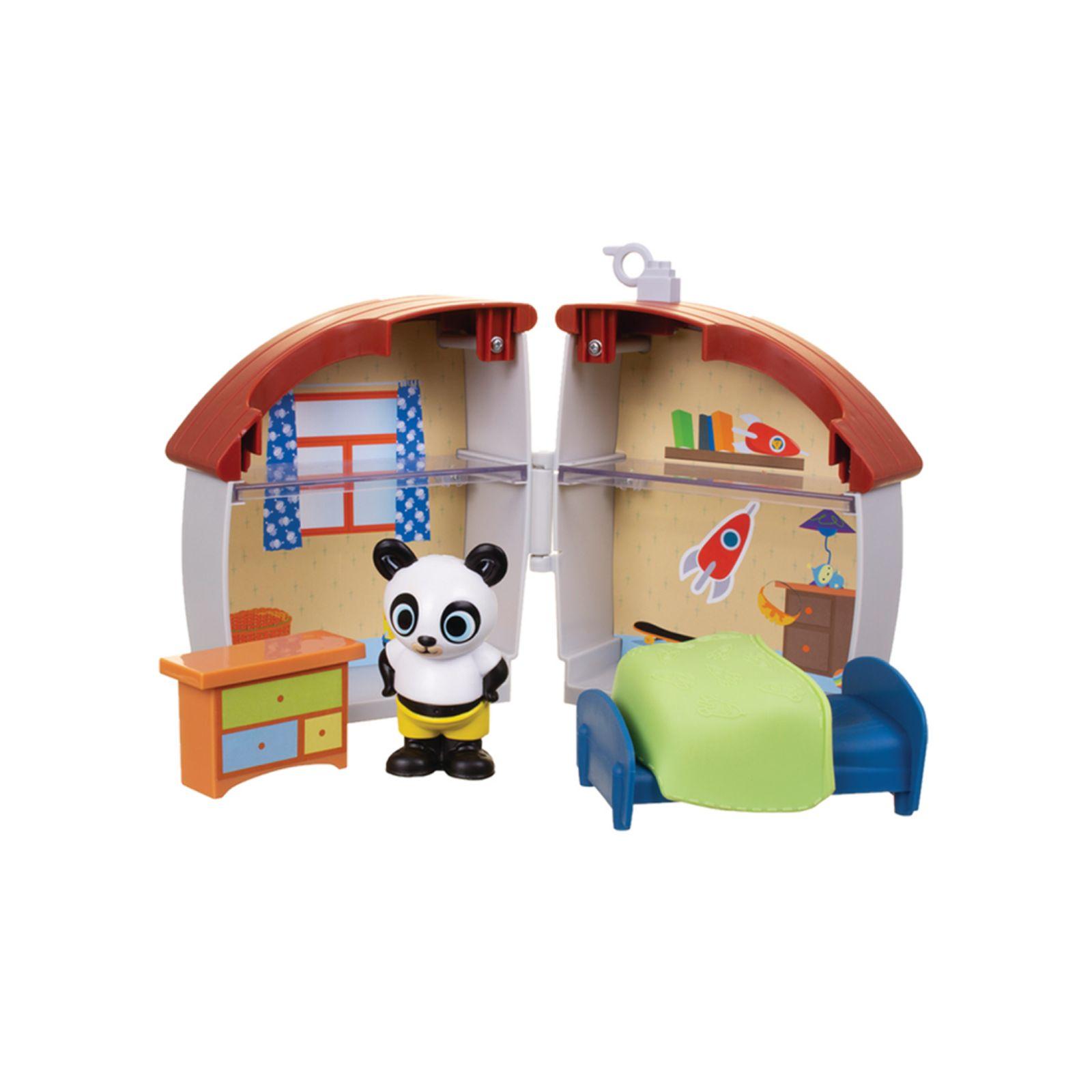 Bing playset minihouse pando - BING