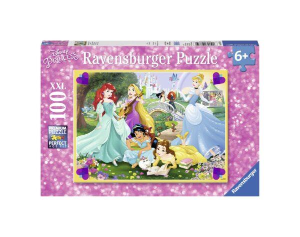 RAVENSBURGER - PUZZLE 100 PEZZI XXL - PRINCIPESSE DISNEY G Ravensburger1