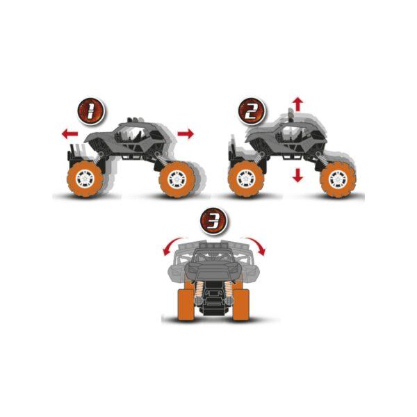 MOTOR&CO   AUTO FUORISTRADA BIG FOOT