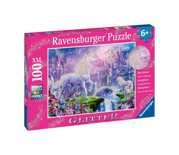 Ravensburger1  RAVENSBURGER - PUZZLE 100 PEZZI XXL - REGNO UNICORNO