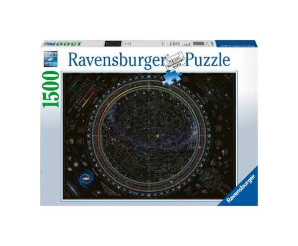 RAVENSBURGER PUZZLE 1500 PEZZI UNIVERSO Ravensburger1