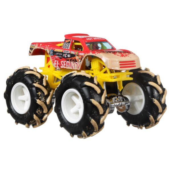 Hot Wheels – Monster Truck Macchinina in Scala 1:64, Veicolo Assortito, 4+Anni   Hot Wheels