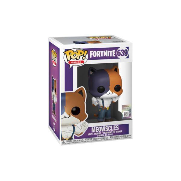 POP GAMES: FORTNITE- THE SCIENTIST    Funko