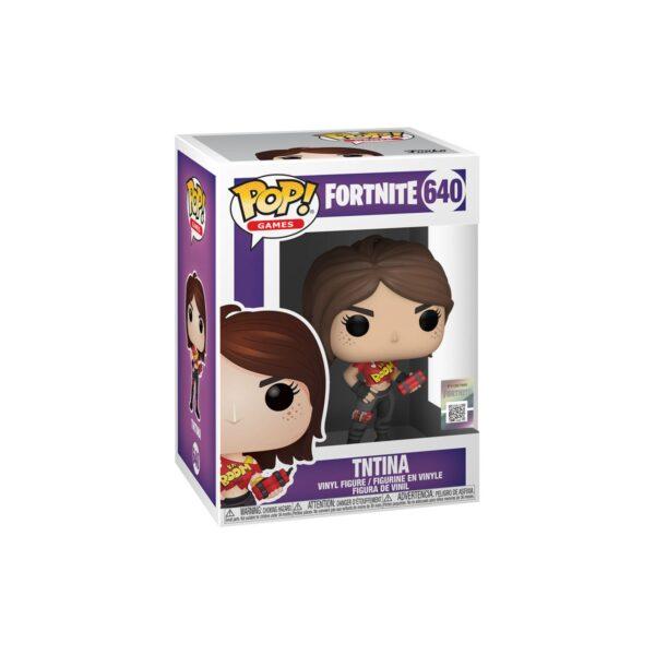 POP GAMES: FORTNITE- TNTINA    Funko