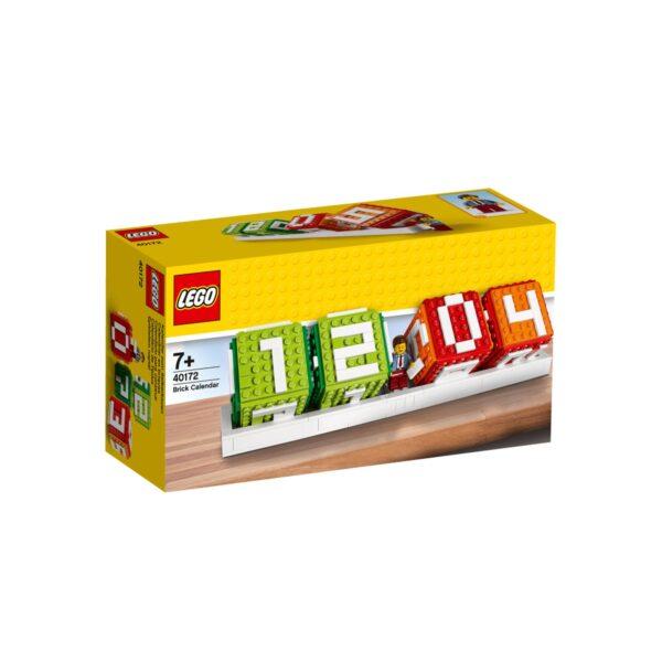 CALENDARIO DI MATTONCINI LEGO Iconic