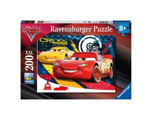 RAVENSBURGER - PUZZLE 200 PEZZI XXL - CARS 3 Ravensburger1