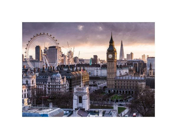 Ravensburger1  RAVENSBURGER PUZZLE 1000 PEZZI LONDON