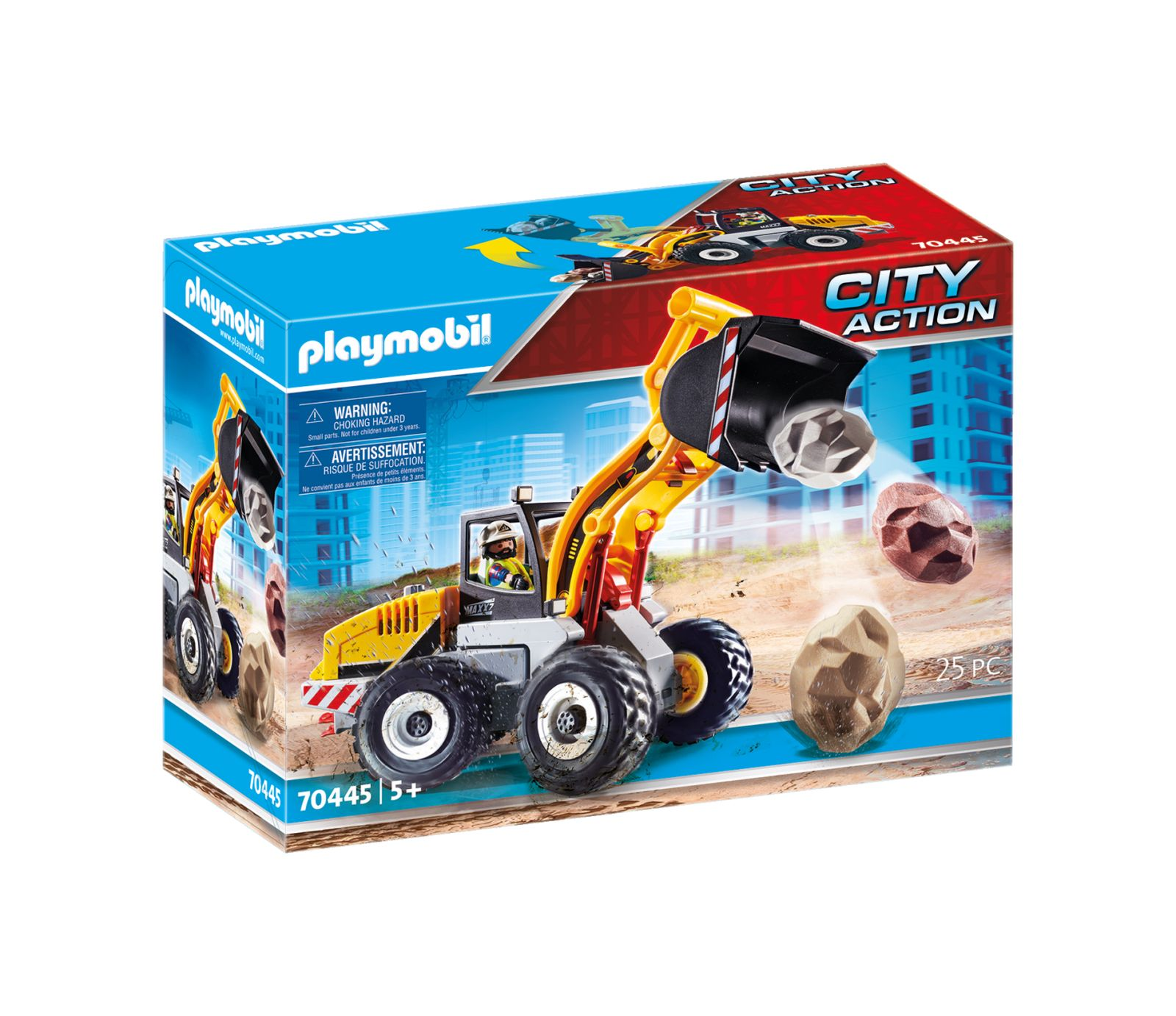 Ruspa - Playmobil