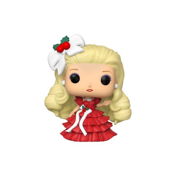 POP VINYL: BARBIE- ORIGINAL HOLIDAY BARBIE Barbie
