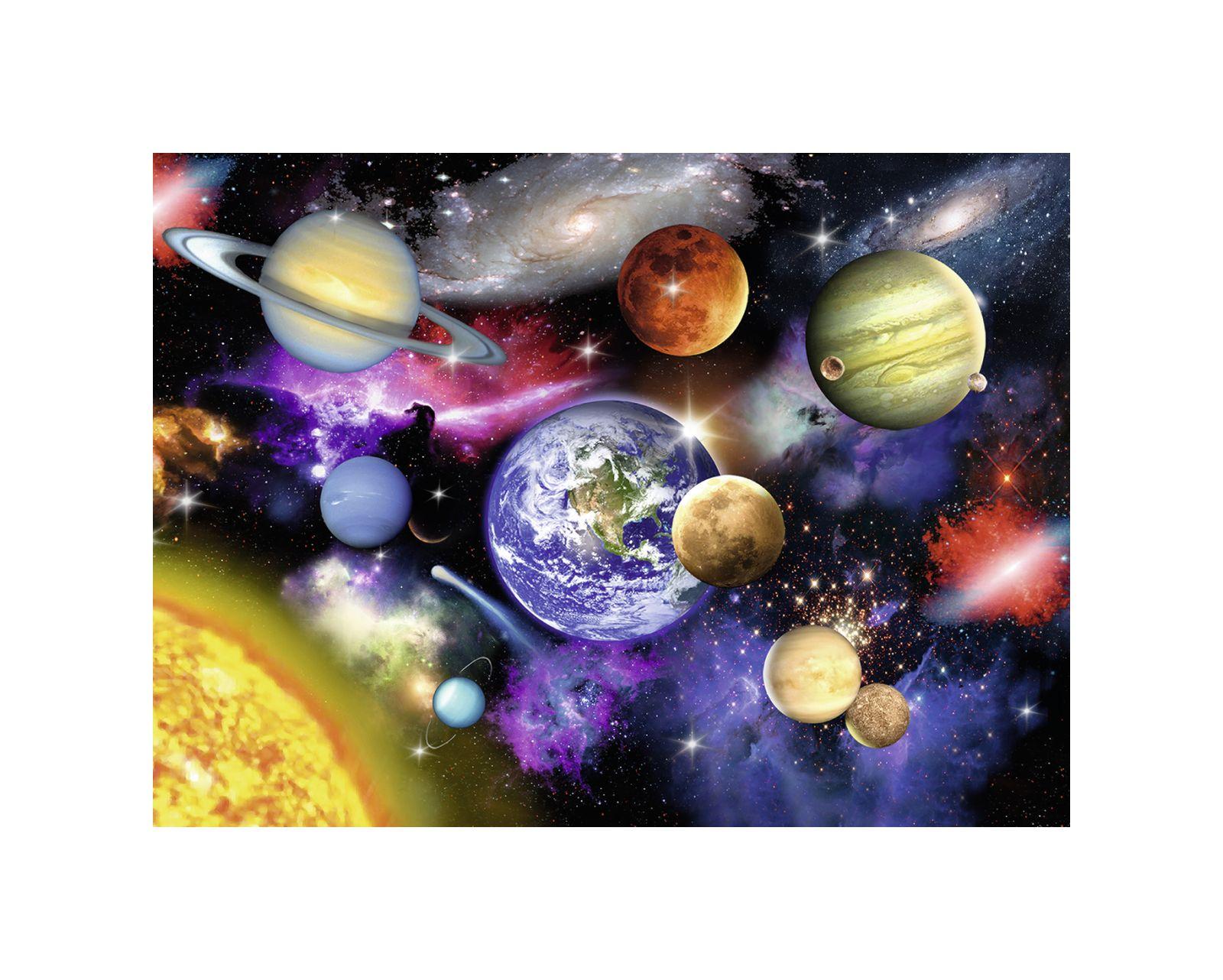 Ravensburger - puzzle 300 pezzi xxl - sistema solare - Ravensburger1