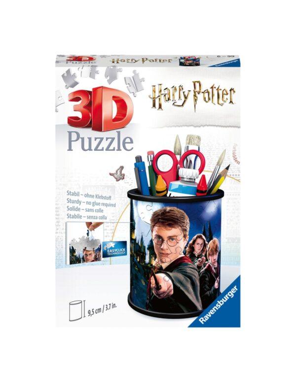 RAVENSBURGER 3D PUZZLE HARRY POTTER PORTAPENNE Ravensburger1